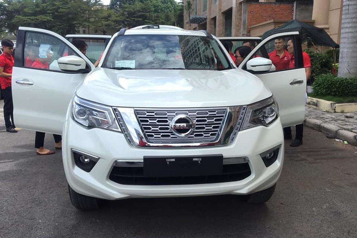 SUV Nissan Terra so san gia 986 trieu dong tai Ha Noi-Hinh-8
