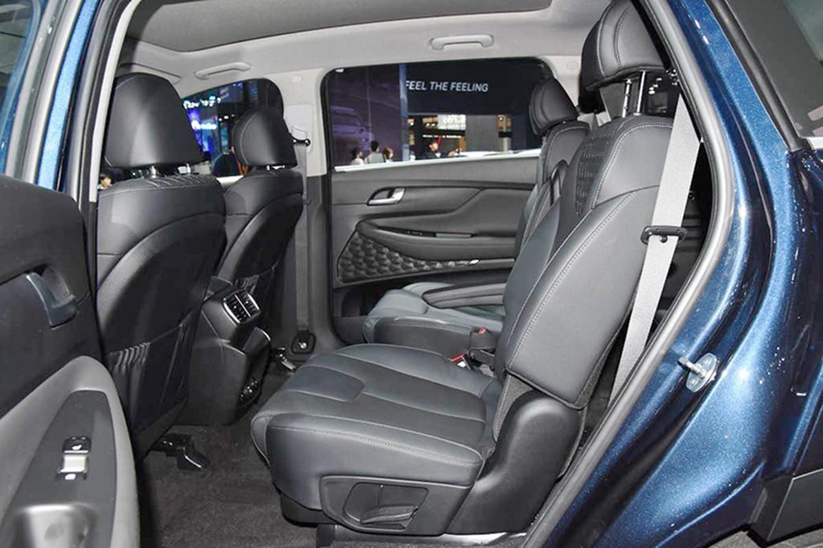 Hyundai SantaFe 2019 cam bien van tay ra mat sat Viet Nam-Hinh-10