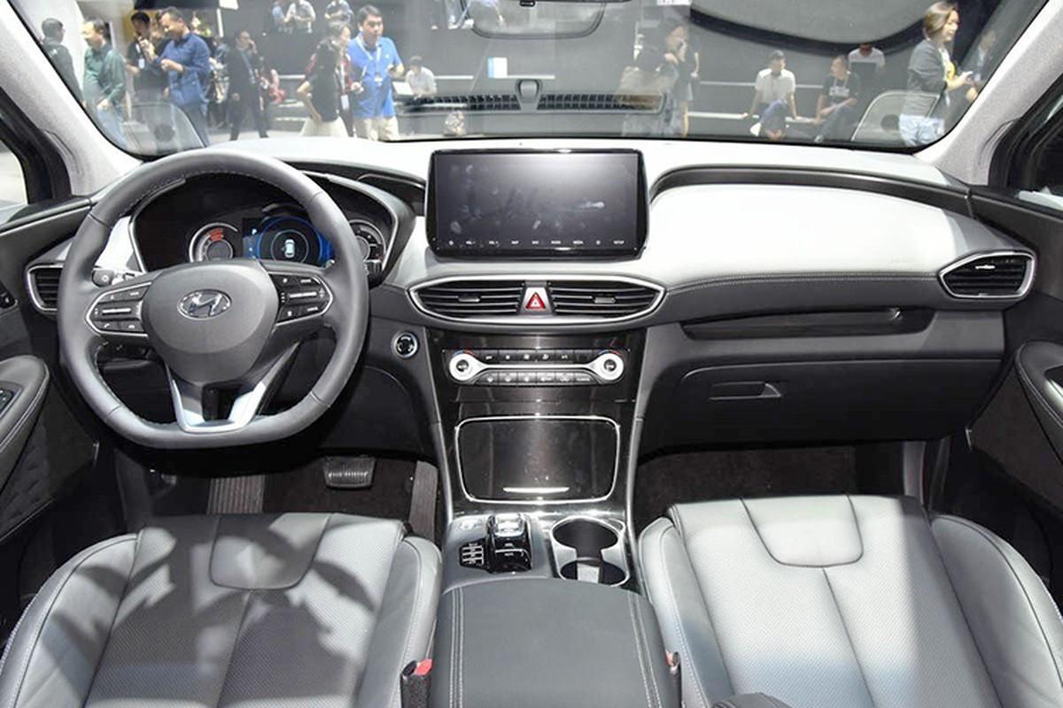 Hyundai SantaFe 2019 cam bien van tay ra mat sat Viet Nam-Hinh-5