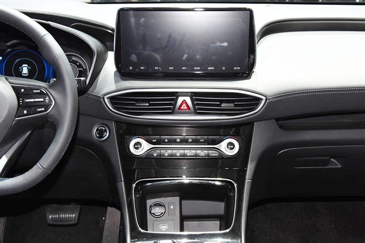 Hyundai SantaFe 2019 cam bien van tay ra mat sat Viet Nam-Hinh-8