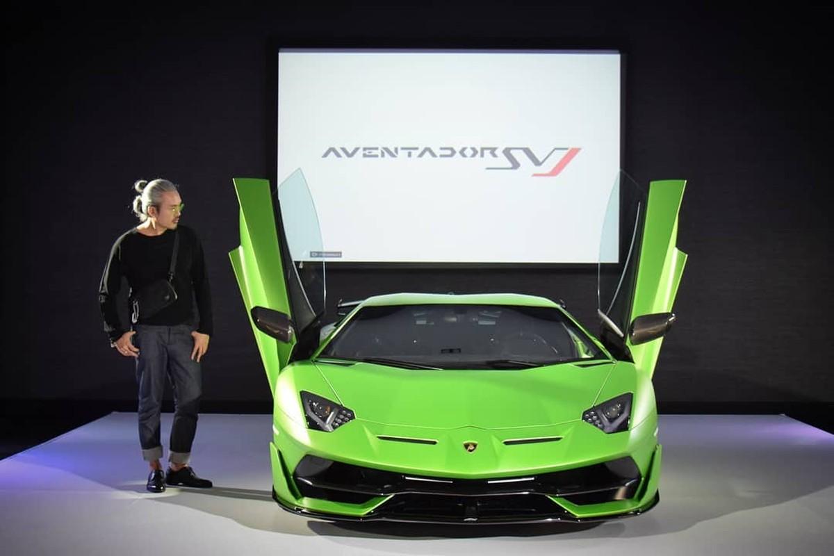 Sieu xe Lamborghini Aventador SVJ gia 35 ty tai Thai Lan?-Hinh-10