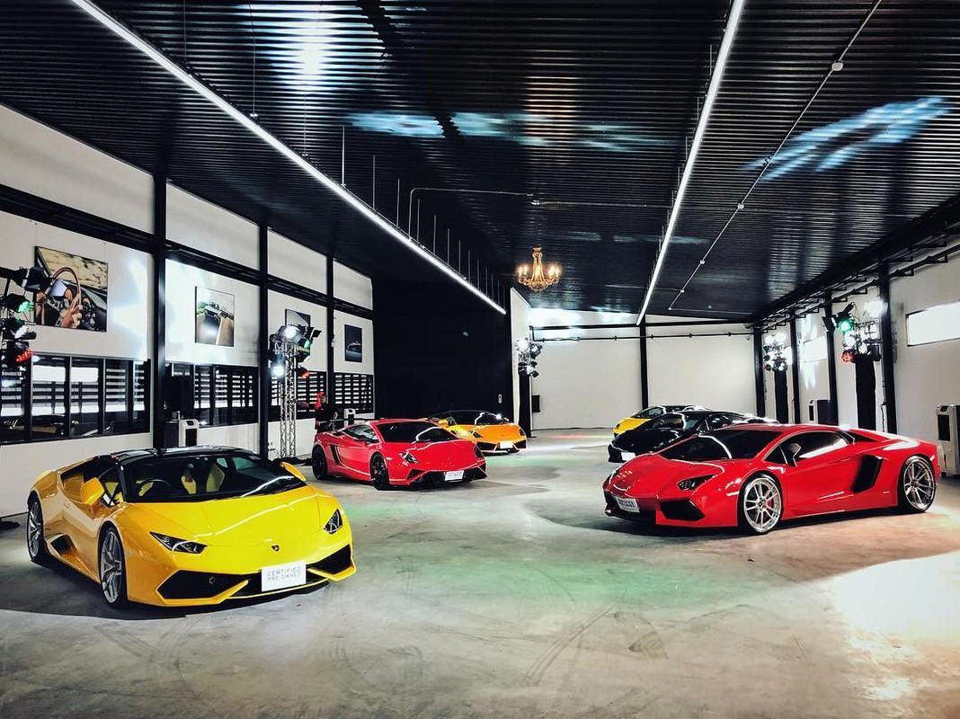 Sieu xe Lamborghini Aventador SVJ gia 35 ty tai Thai Lan?-Hinh-11