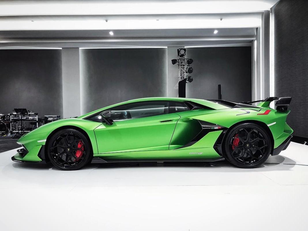 Sieu xe Lamborghini Aventador SVJ gia 35 ty tai Thai Lan?-Hinh-2