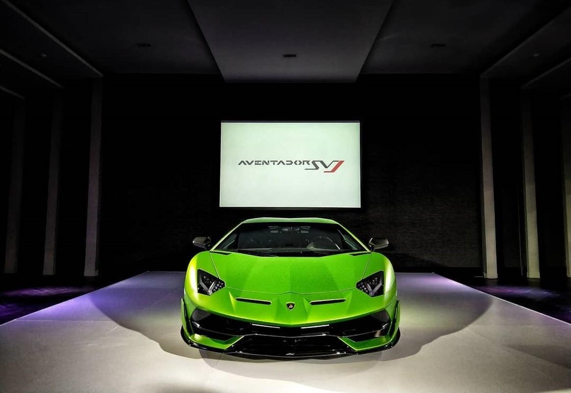 Sieu xe Lamborghini Aventador SVJ gia 35 ty tai Thai Lan?-Hinh-3