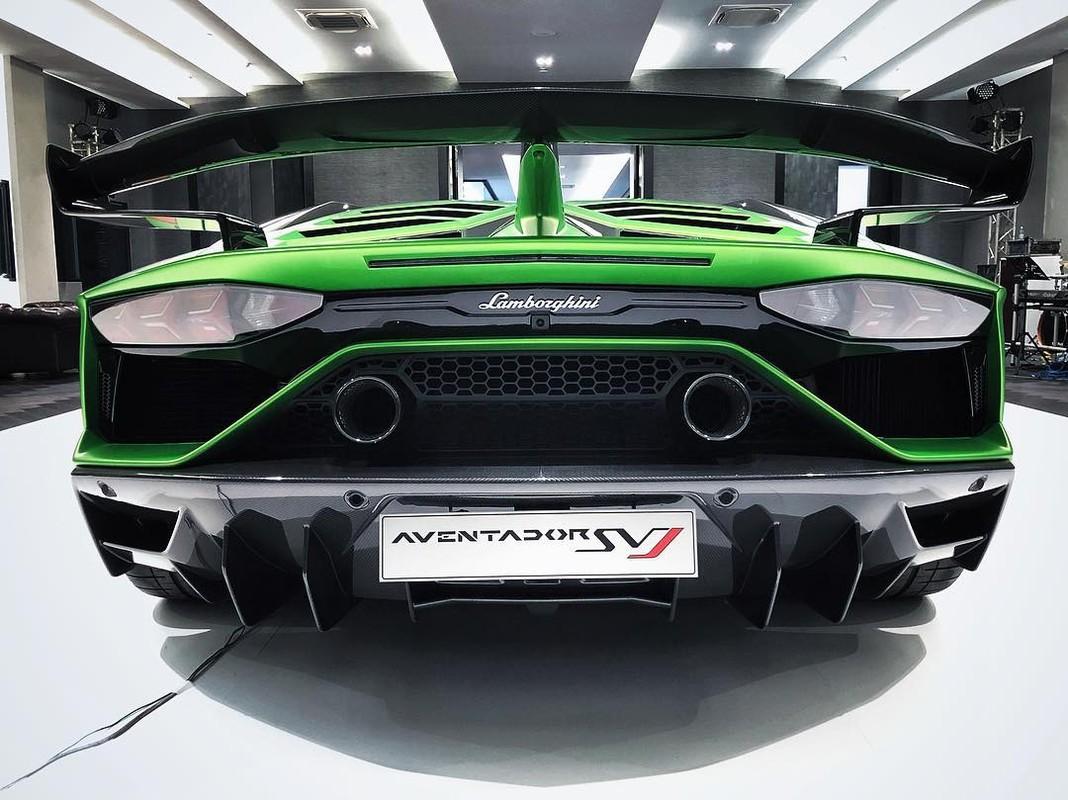 Sieu xe Lamborghini Aventador SVJ gia 35 ty tai Thai Lan?-Hinh-5
