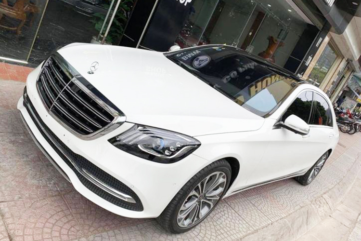 Tuan Hung tau xe sang Mercedes-Benz S-Class gia 4,8 ty-Hinh-12