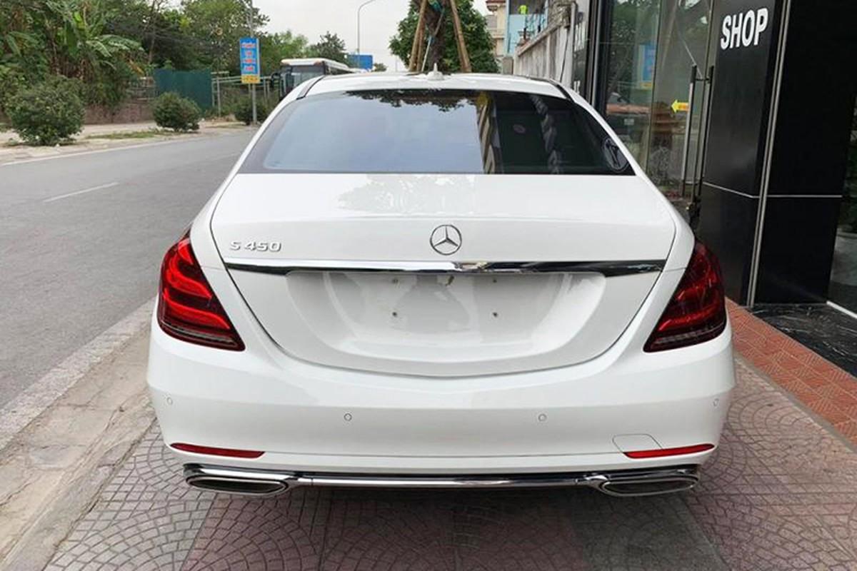 Tuan Hung tau xe sang Mercedes-Benz S-Class gia 4,8 ty-Hinh-5