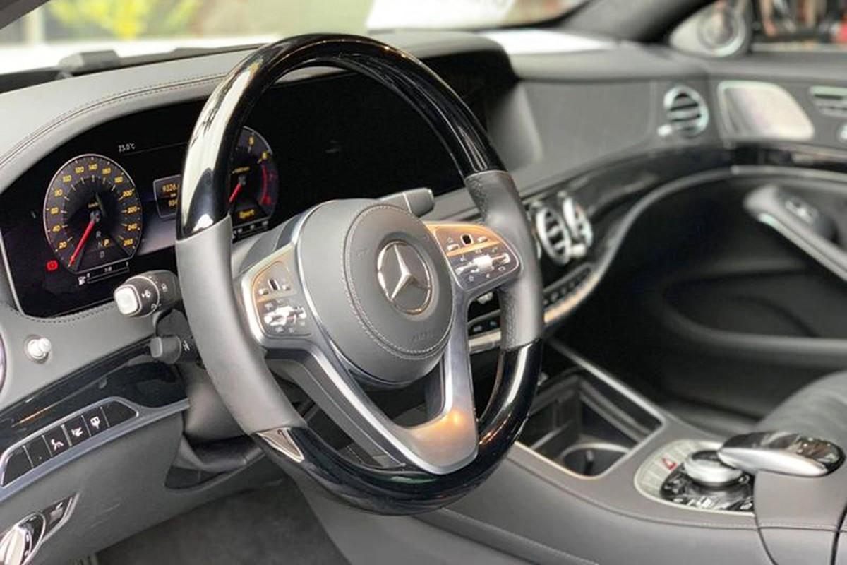 Tuan Hung tau xe sang Mercedes-Benz S-Class gia 4,8 ty-Hinh-6
