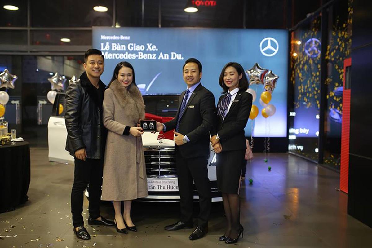 Tuan Hung tau xe sang Mercedes-Benz S-Class gia 4,8 ty