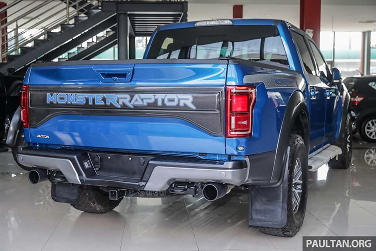Ford F-150 Raptor lap rap Malaysia gia 4,4 ty sap ve VN-Hinh-11