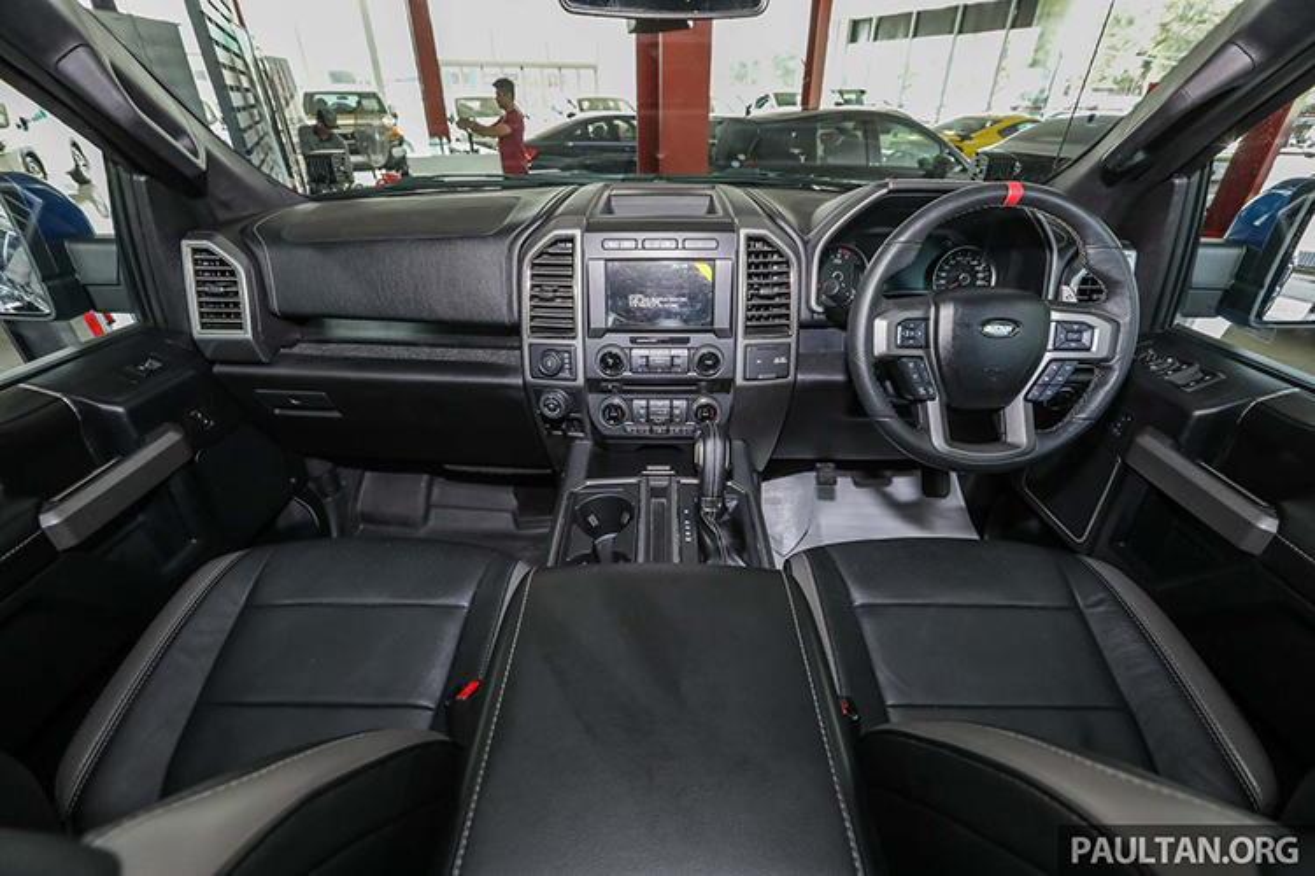 Ford F-150 Raptor lap rap Malaysia gia 4,4 ty sap ve VN-Hinh-6