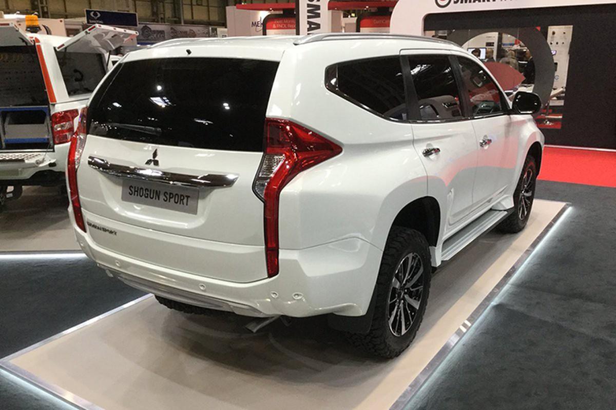 Ra mat SUV gia re Mitsubishi Pajero Sport ban 2 cho ngoi-Hinh-3