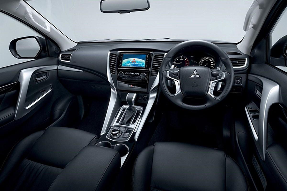 Ra mat SUV gia re Mitsubishi Pajero Sport ban 2 cho ngoi-Hinh-4