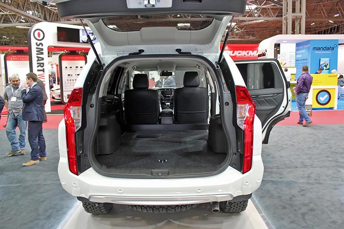 Ra mat SUV gia re Mitsubishi Pajero Sport ban 2 cho ngoi-Hinh-6