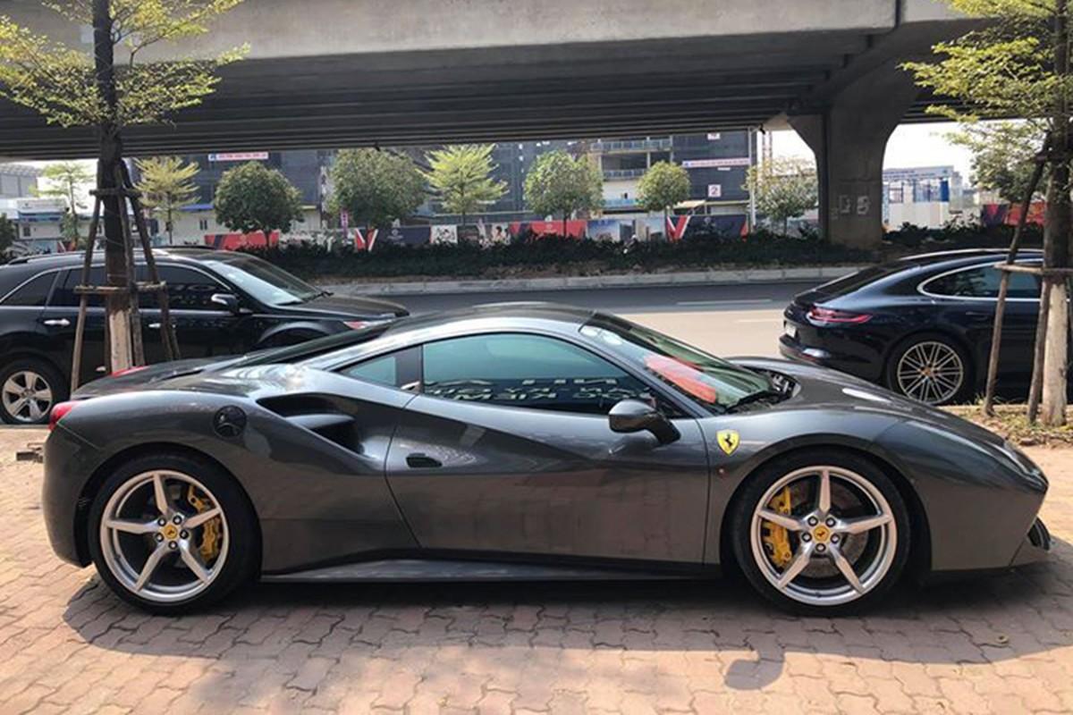 Sieu xe Ferrari 488 GTB cu cua Cuong Do la chi 7,3 ty-Hinh-2