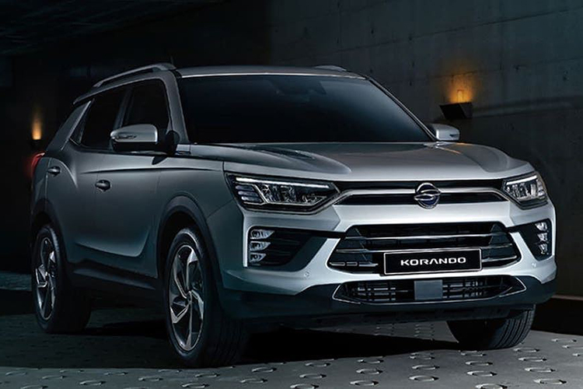 Chi tiet SsangYong Korando 2019 moi, doi thu cua Honda CR-V-Hinh-2