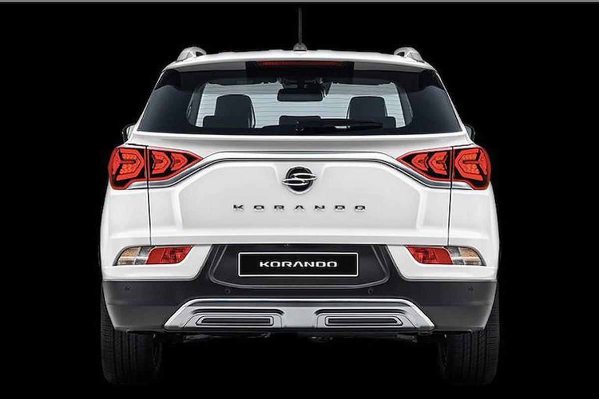 Chi tiet SsangYong Korando 2019 moi, doi thu cua Honda CR-V-Hinh-3