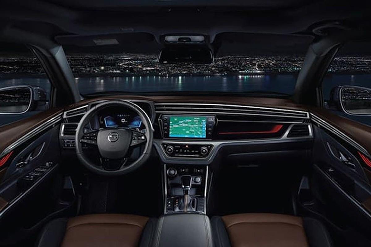 Chi tiet SsangYong Korando 2019 moi, doi thu cua Honda CR-V-Hinh-4