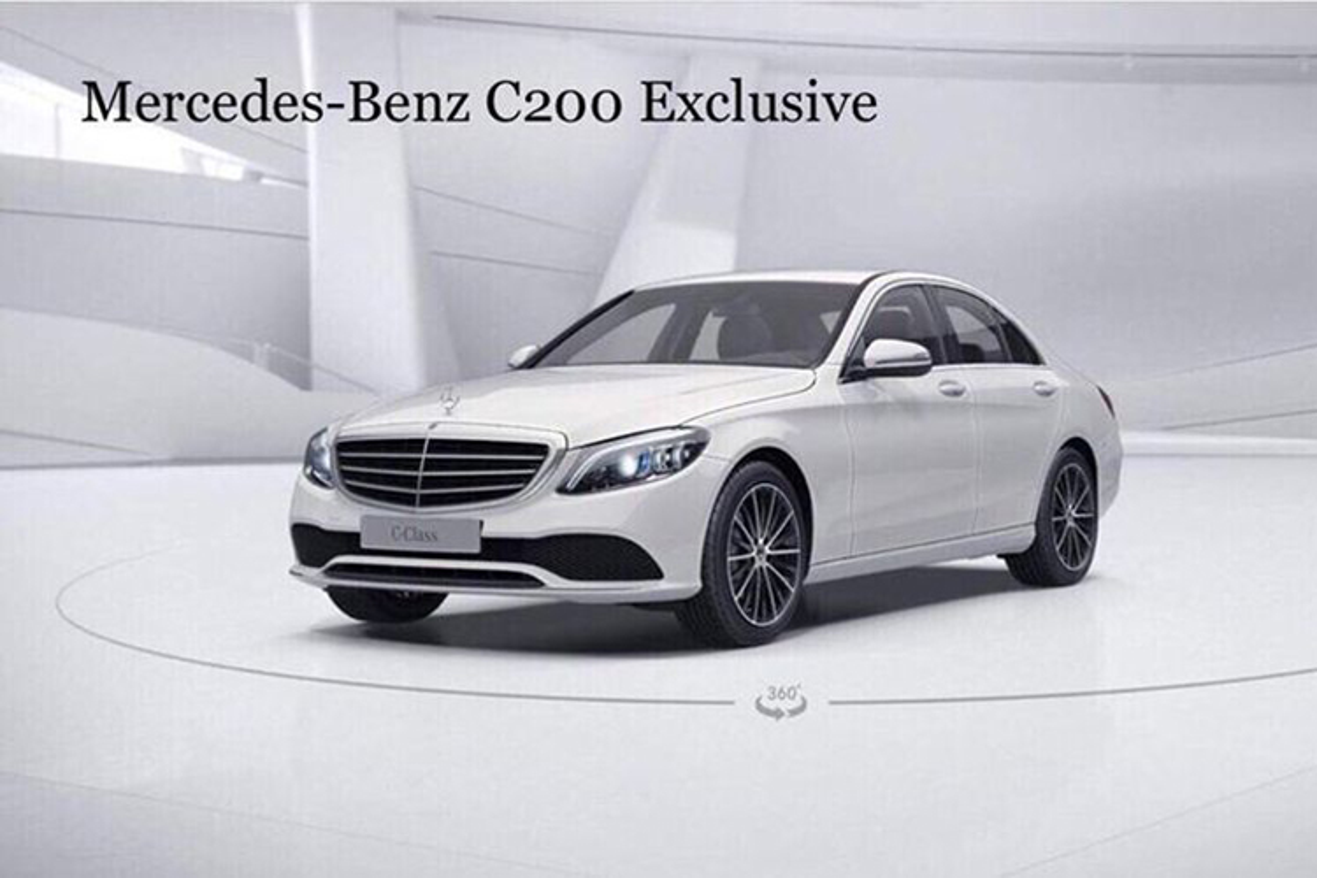 Mercedes-Benz C-Class 2019 gia tu 1,49 ty tai Viet Nam?-Hinh-10