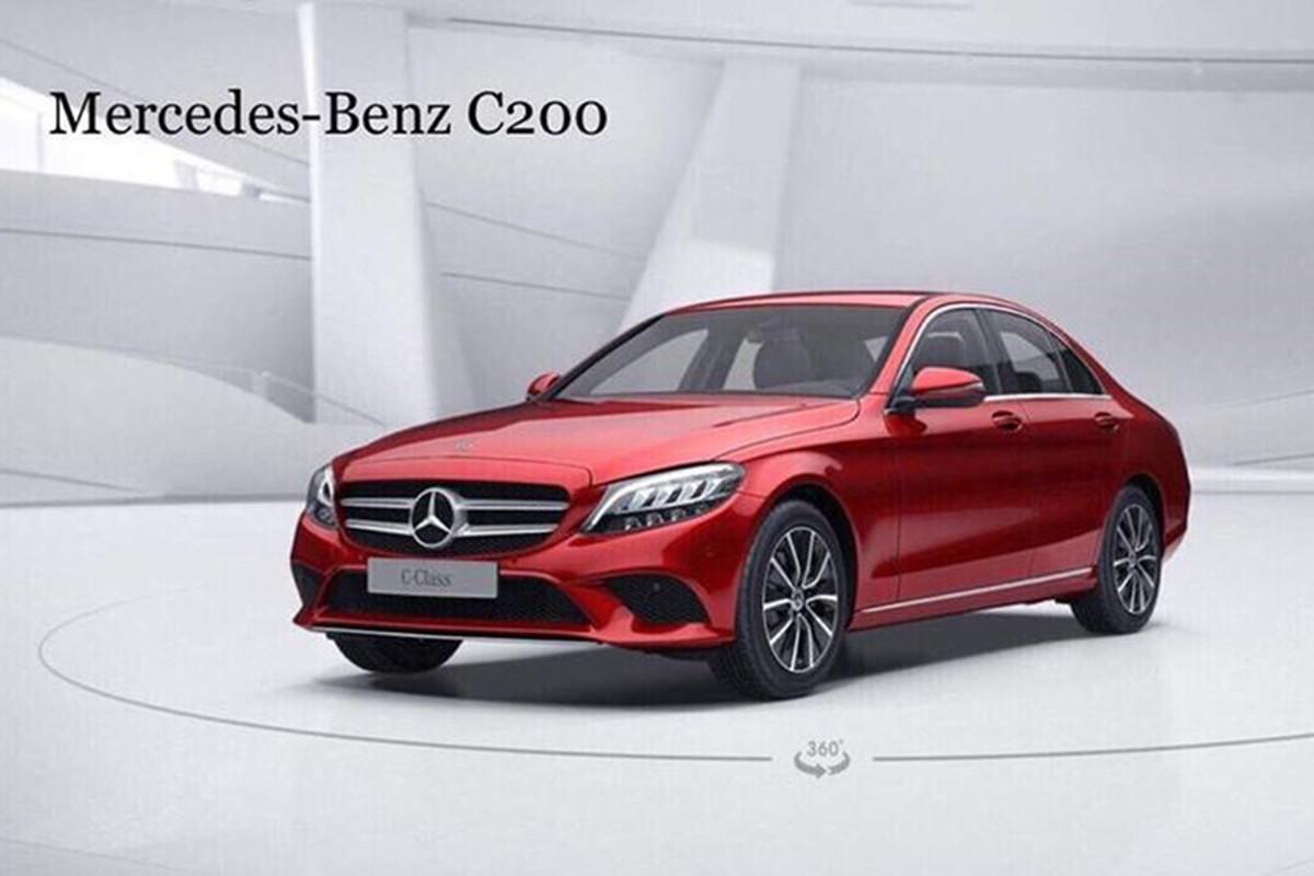 Mercedes-Benz C-Class 2019 gia tu 1,49 ty tai Viet Nam?-Hinh-11