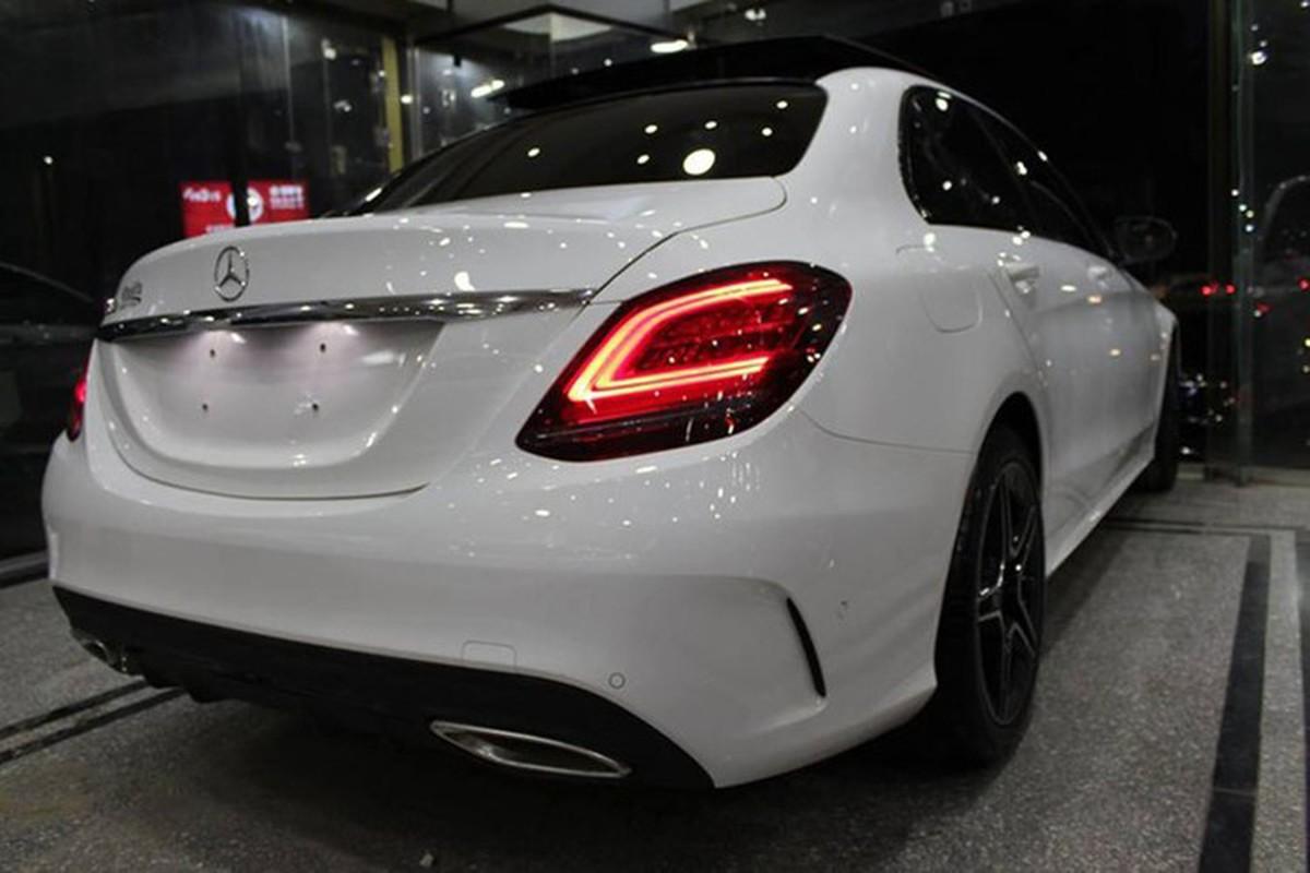 Mercedes-Benz C-Class 2019 gia tu 1,49 ty tai Viet Nam?-Hinh-2