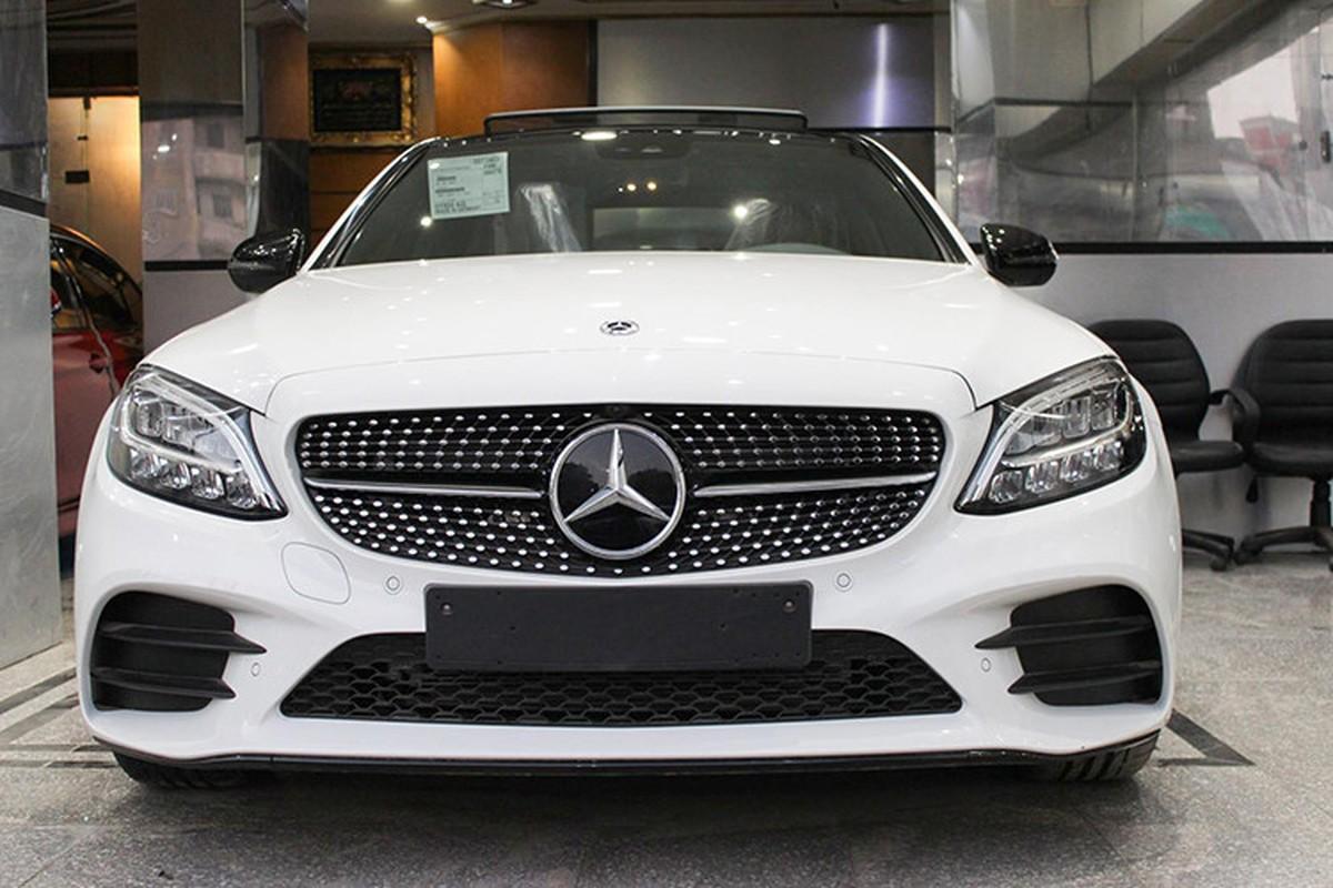 Mercedes-Benz C-Class 2019 gia tu 1,49 ty tai Viet Nam?-Hinh-3