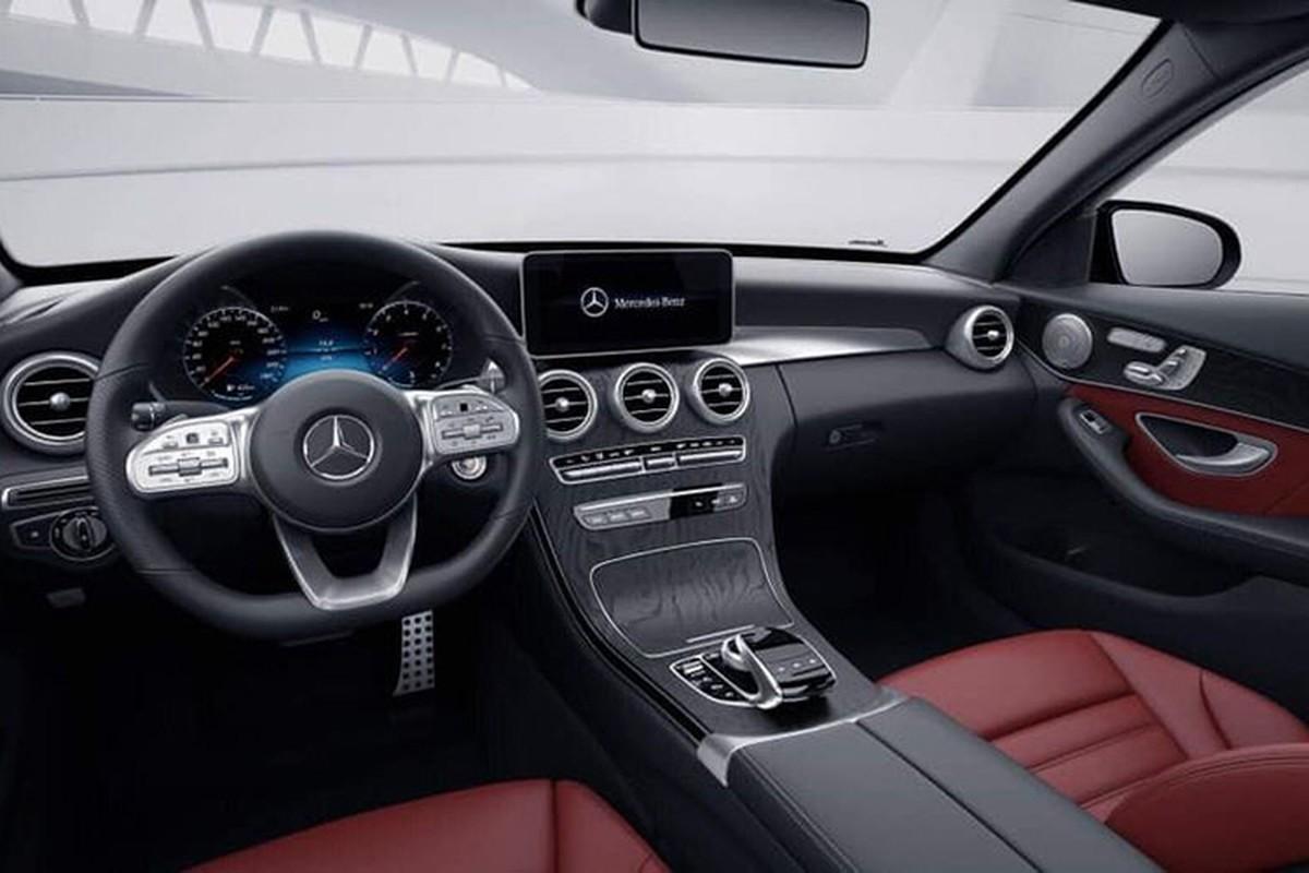 Mercedes-Benz C-Class 2019 gia tu 1,49 ty tai Viet Nam?-Hinh-6