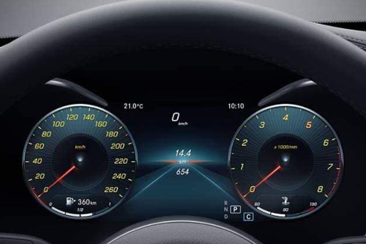 Mercedes-Benz C-Class 2019 gia tu 1,49 ty tai Viet Nam?-Hinh-8