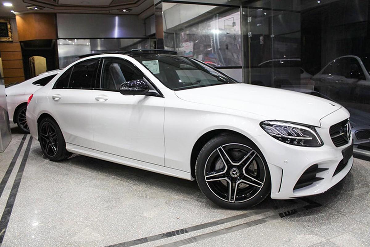 Mercedes-Benz C-Class 2019 gia tu 1,49 ty tai Viet Nam?