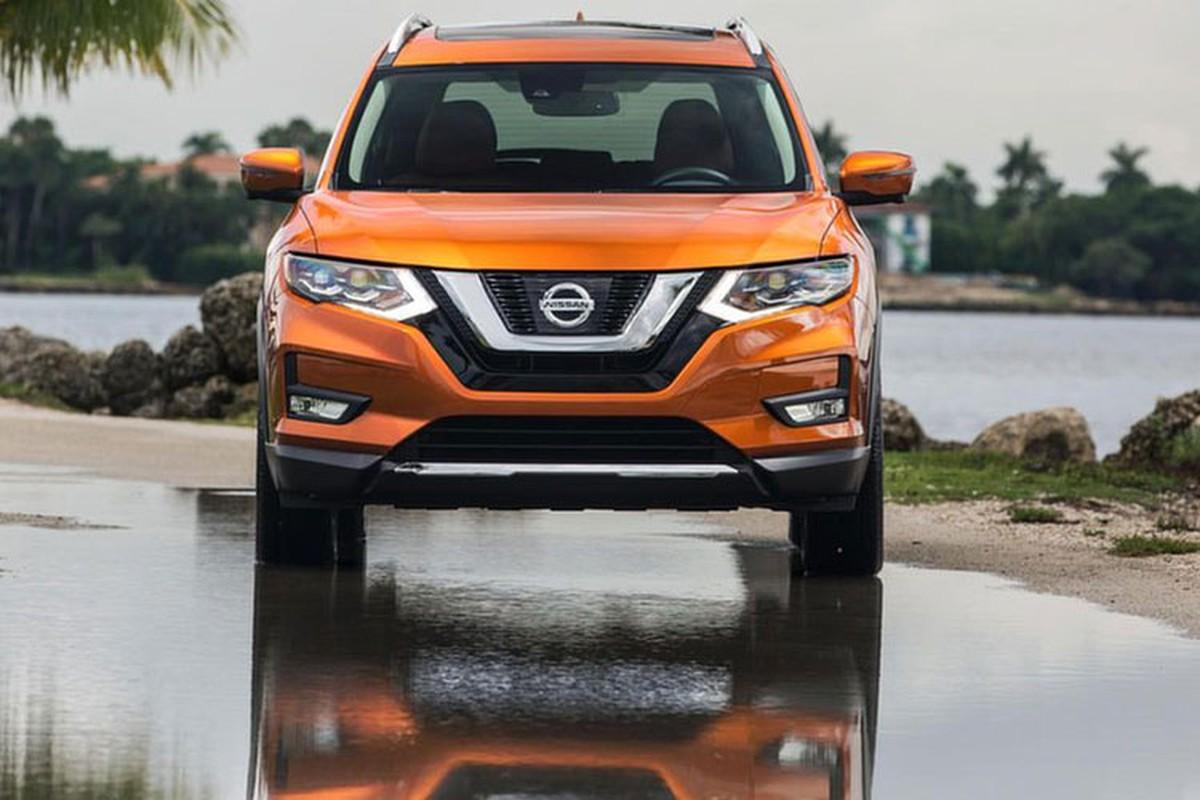 Nissan X-Trail facelift 2019 ra mat tai Thai Lan, sap ve Viet Nam?-Hinh-3