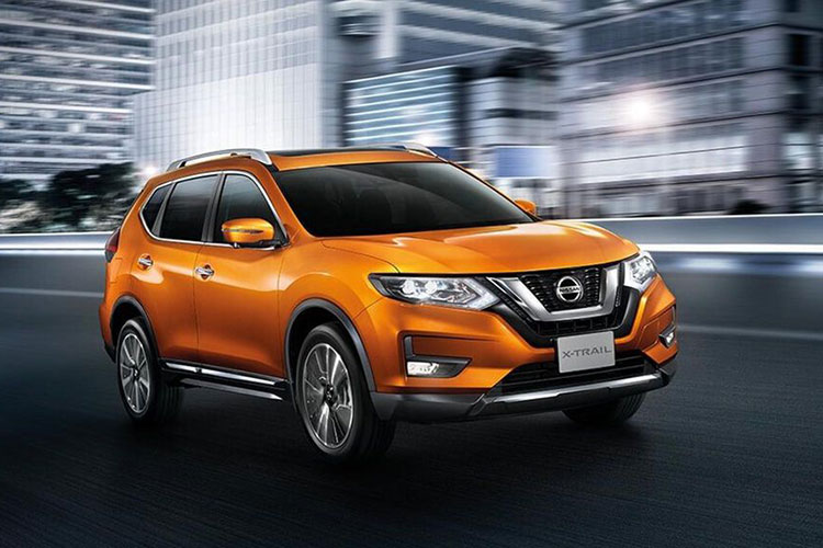 Nissan X-Trail facelift 2019 ra mat tai Thai Lan, sap ve Viet Nam?