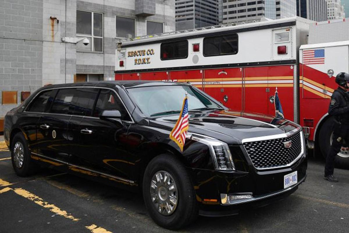 Can canh sieu xe Cadillac moi cua TT Trump sap sang Viet Nam-Hinh-5