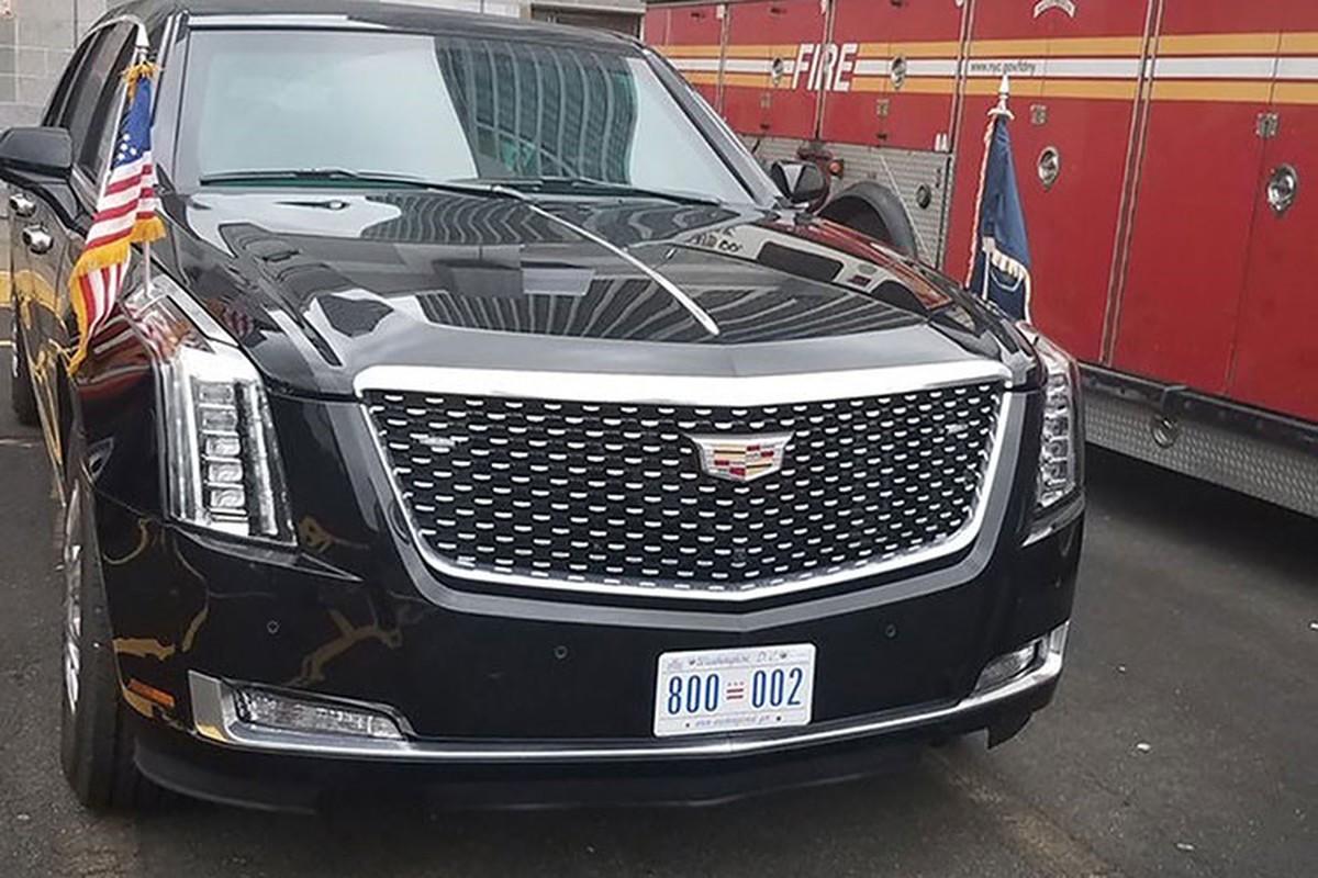 Can canh sieu xe Cadillac moi cua TT Trump sap sang Viet Nam-Hinh-7