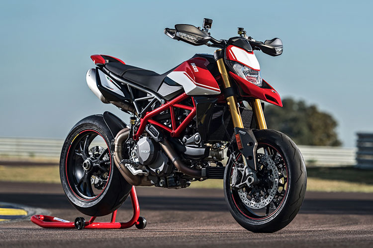 Ducati Hypermotard 950 2019 gia 460 trieu dong tai Viet Nam?