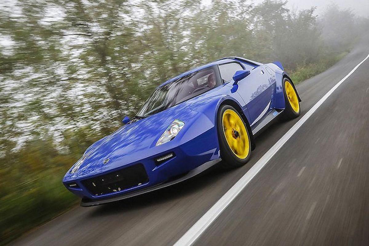 Ferrari 430 Scuderia thanh sieu xe Lancia Stratos gia 13,1 ty