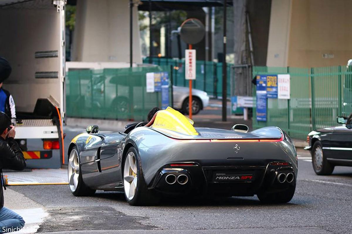 Sieu xe Ferrari Monza SP1 gia 57,9 ty dong den chau A-Hinh-2