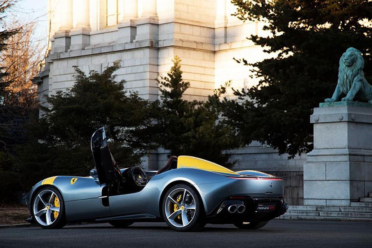 Sieu xe Ferrari Monza SP1 gia 57,9 ty dong den chau A-Hinh-4