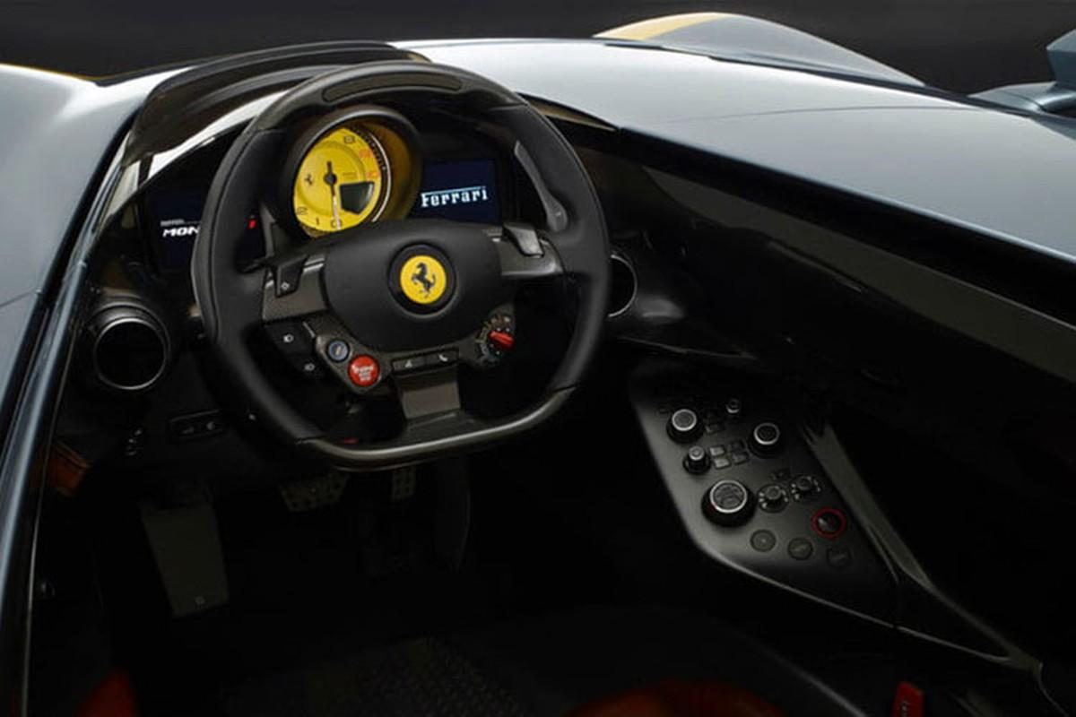 Sieu xe Ferrari Monza SP1 gia 57,9 ty dong den chau A-Hinh-6