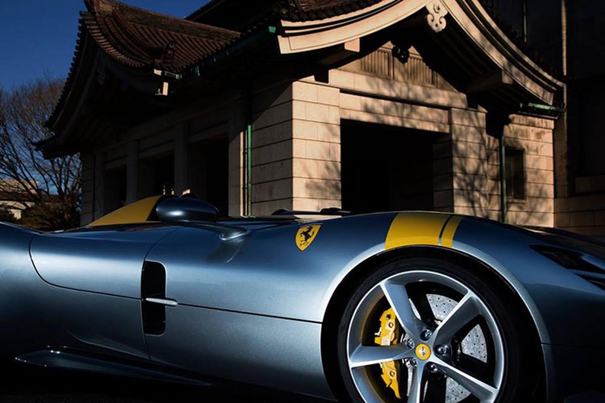 Sieu xe Ferrari Monza SP1 gia 57,9 ty dong den chau A-Hinh-7