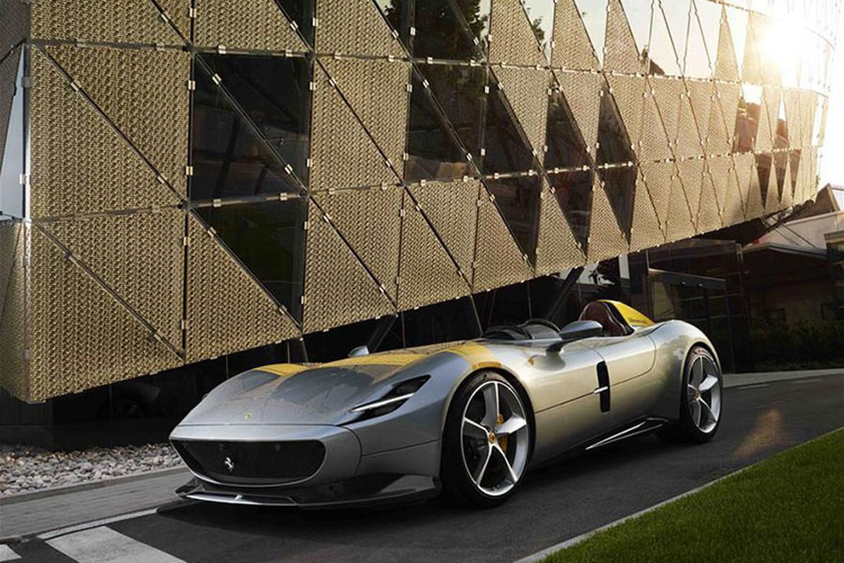 Sieu xe Ferrari Monza SP1 gia 57,9 ty dong den chau A-Hinh-8