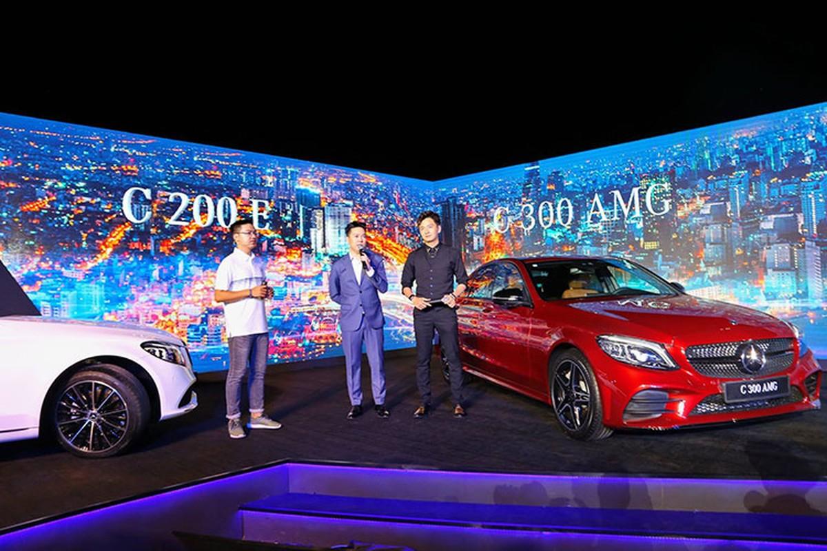 Ngo Kien Huy tau Mercedes-Benz C200 Exclusive gia 1,7 ty dong-Hinh-3