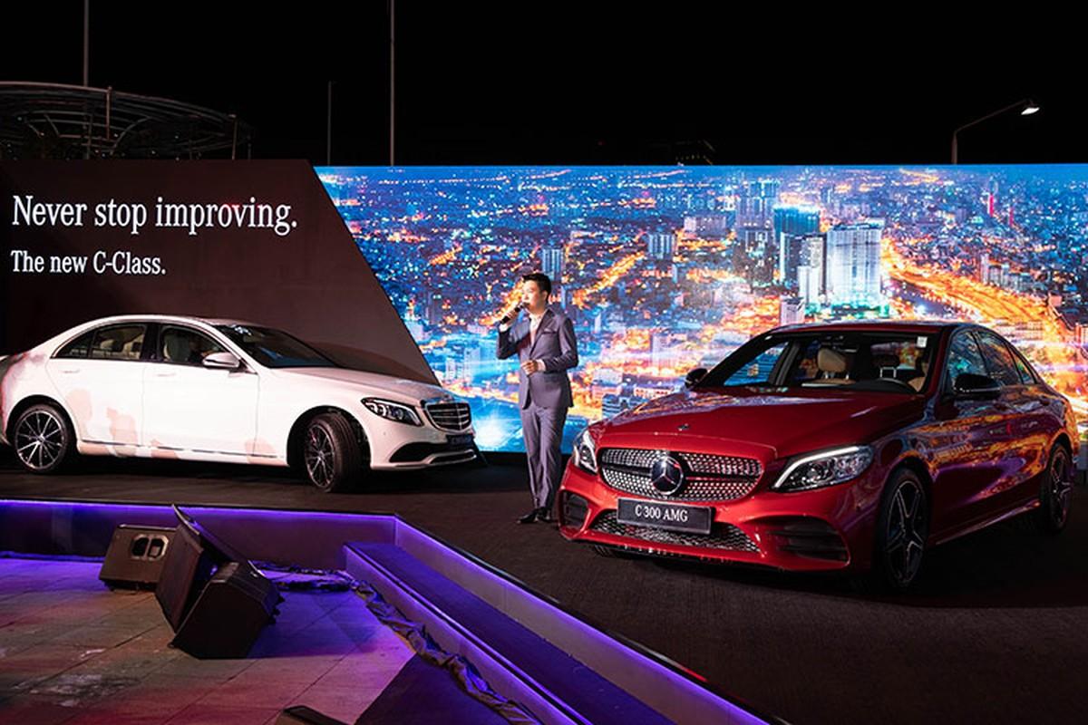Ngo Kien Huy tau Mercedes-Benz C200 Exclusive gia 1,7 ty dong-Hinh-5