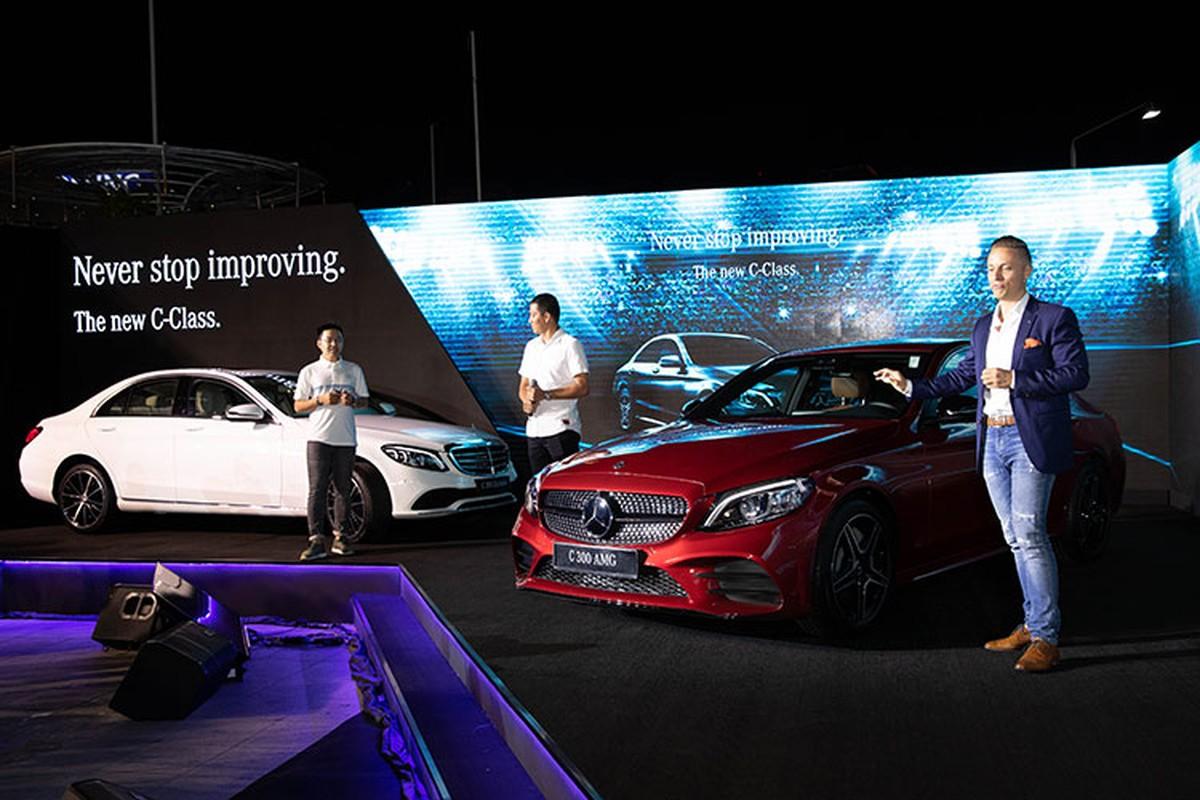 Ngo Kien Huy tau Mercedes-Benz C200 Exclusive gia 1,7 ty dong-Hinh-6