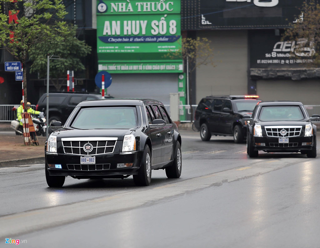 Tong thong Trump mang sieu xe Cadillac One nao toi Viet Nam?-Hinh-3