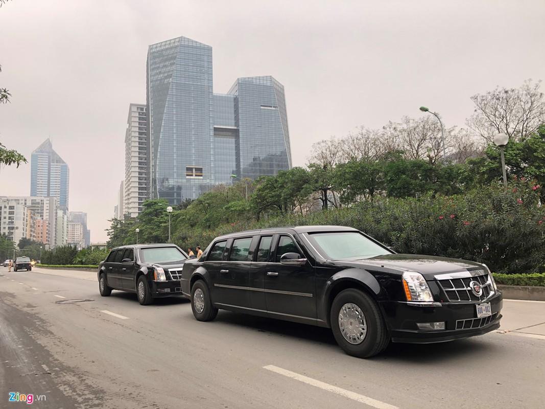 Tong thong Trump mang sieu xe Cadillac One nao toi Viet Nam?-Hinh-4