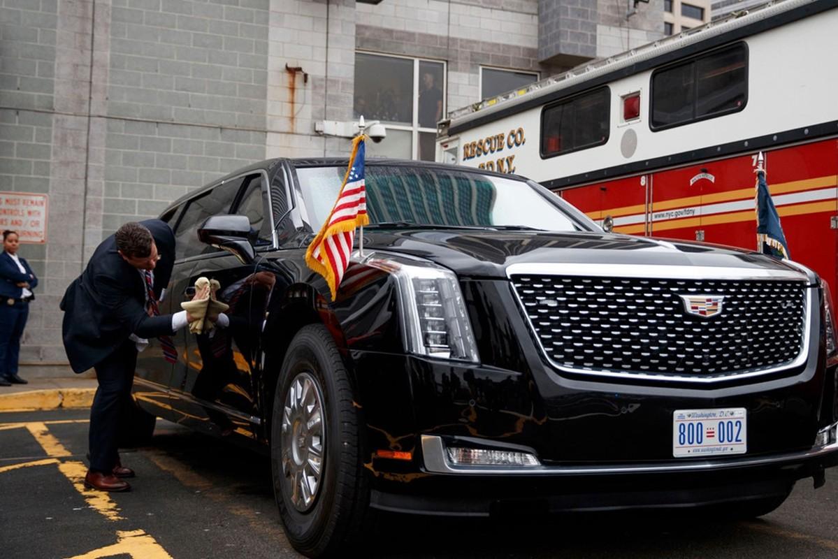 Tong thong Trump mang sieu xe Cadillac One nao toi Viet Nam?-Hinh-6