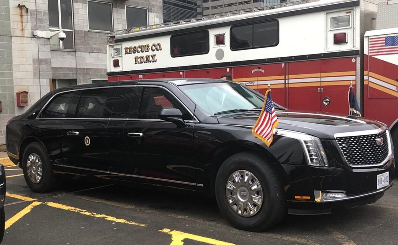 Tong thong Trump mang sieu xe Cadillac One nao toi Viet Nam?-Hinh-7