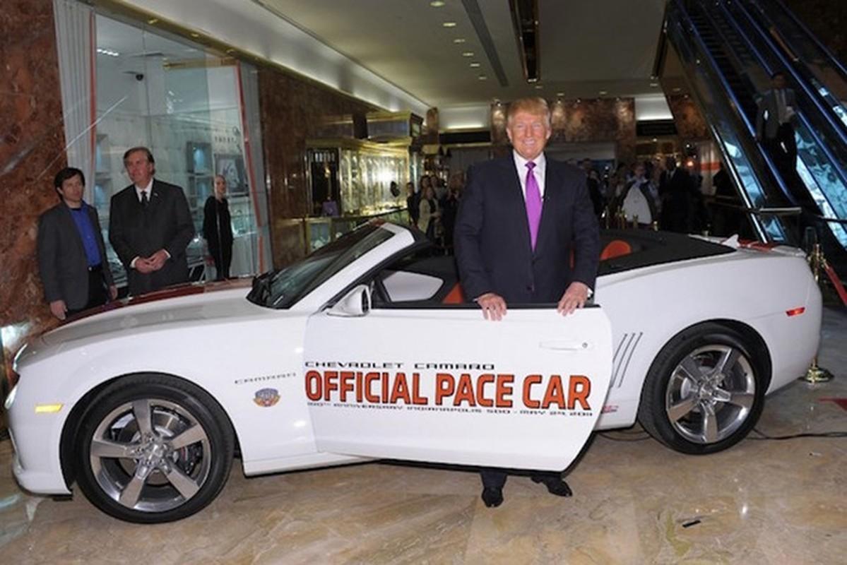 Loat sieu xe duoc Tong thong My Donald Trump thich nhat-Hinh-12
