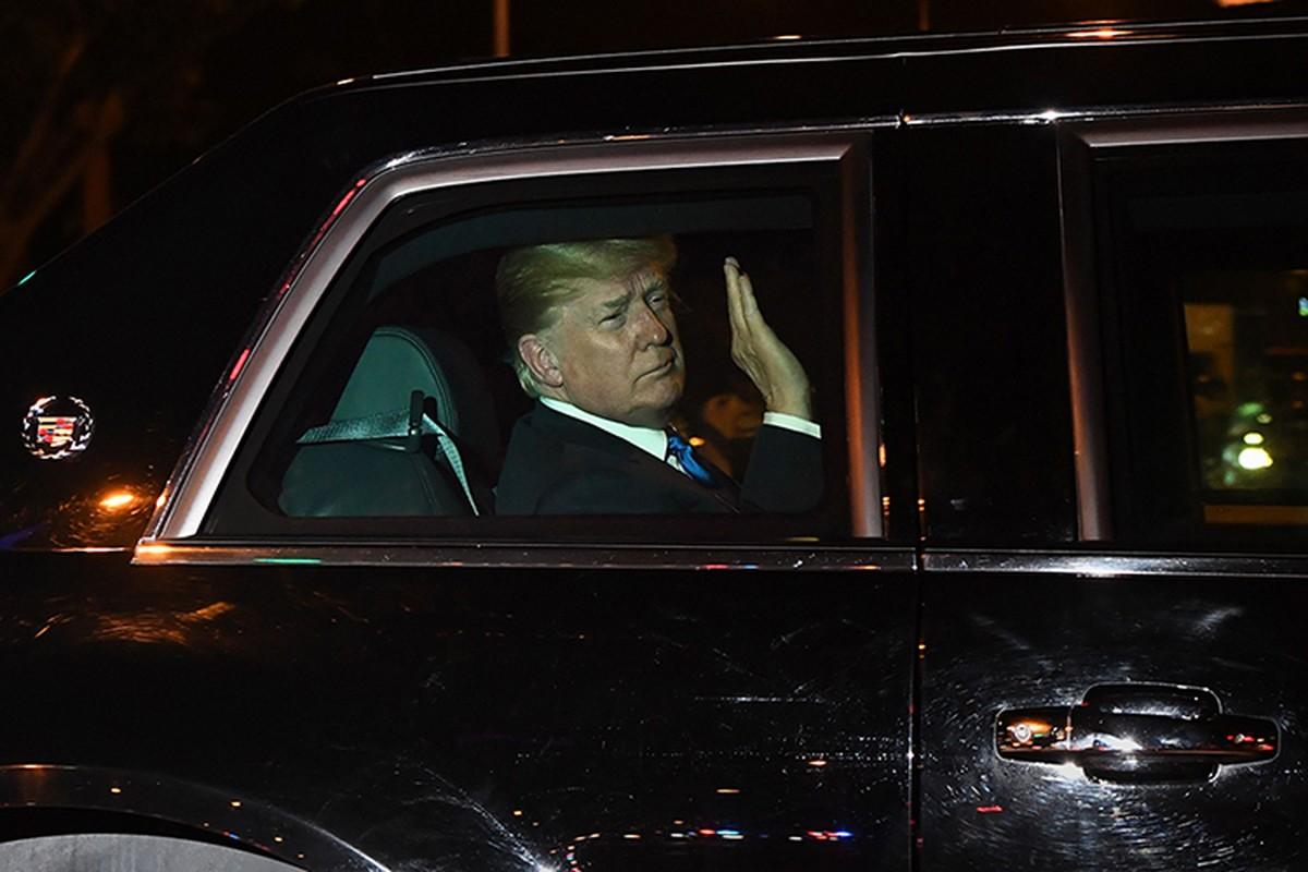 Loat sieu xe duoc Tong thong My Donald Trump thich nhat-Hinh-2
