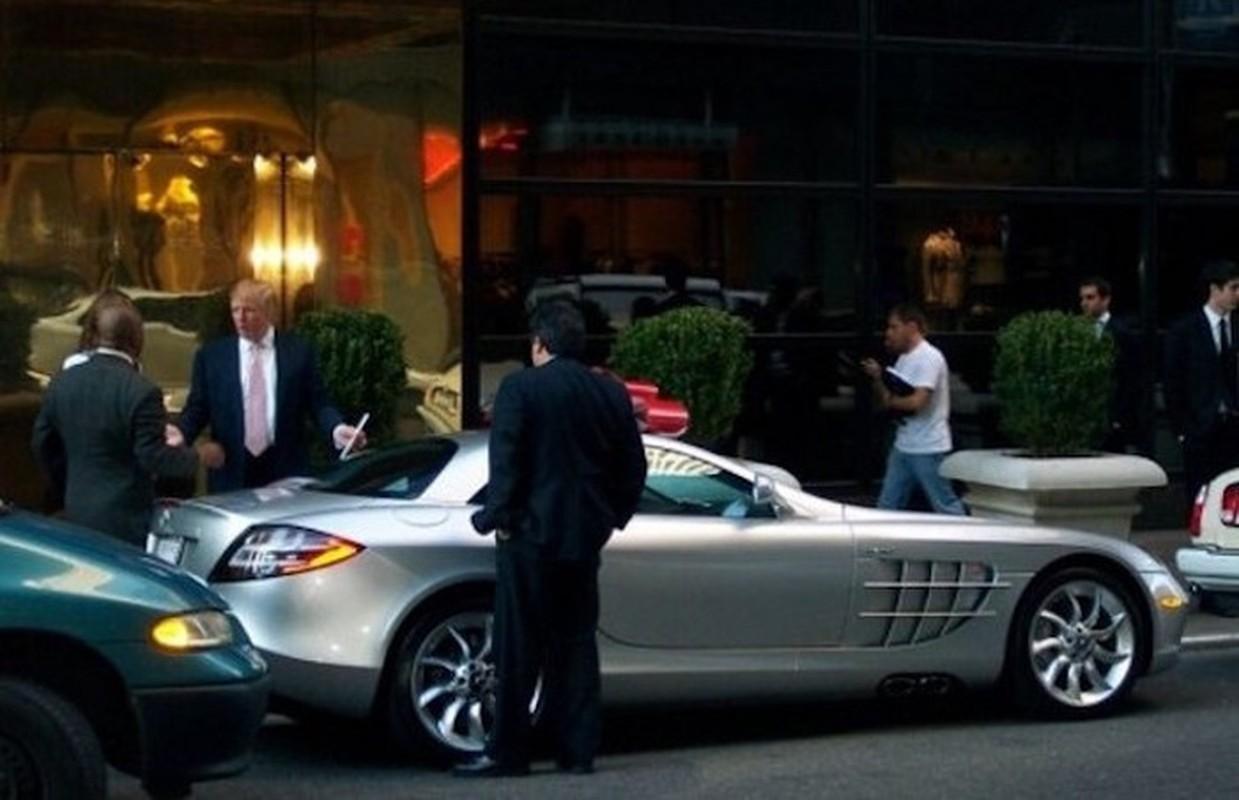Loat sieu xe duoc Tong thong My Donald Trump thich nhat-Hinh-5